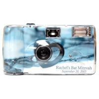 Buy cheap Bat Mitzvah Cameras Personalized Ribbon Bat Mitzvah Camera from wholesalers