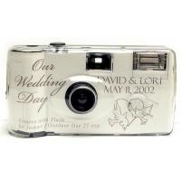 Buy cheap Personalized Wedding Cameras Personalized Lovebirds Wedding Disposable Camera from wholesalers