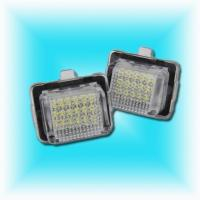 Buy cheap LED License Plate Lamp Benz W204 LED License Plate Light BE2041 from wholesalers