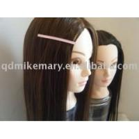 Buy cheap Mannequins Head Mannequin Head With human Hair from wholesalers