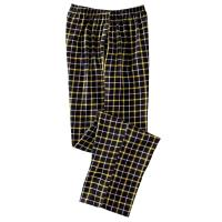 Buy cheap Mens Pants Robinson Apparel Mens Button Fly Collegiate Flannel Pants 9985 from wholesalers