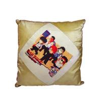 Buy cheap Sublimation Textile Diamond Shape Pillow Cover from wholesalers