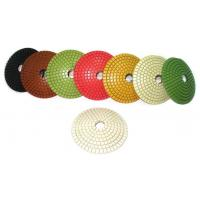 Buy cheap Convex diamond polishing pads set / 8 pcs in a set from wholesalers