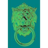 Buy cheap FG8C Lion Head Door Knocker from wholesalers