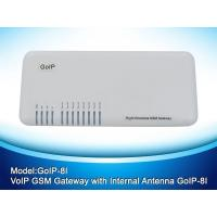Buy cheap GSM VOIP gateway GOIP-8i GOIP GSM gateway from wholesalers