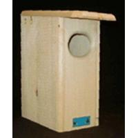 Buy cheap Birdhouses Small Wood Duck House from wholesalers