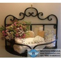 Buy cheap Steel wire wall basket from wholesalers