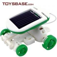 Buy cheap Wholesale Solar Toys China Factory Supplier Manufacturer Educational 6 in 1 Solar Robot Kit from wholesalers