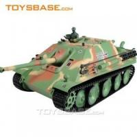 Buy cheap RC Toy Tank - Airsoft German Jagdpanther 1:16 Radio Control Battle Tank with BB Bullets from wholesalers