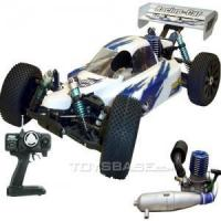 Buy cheap RC Hobby Car - Radio Remote Control RC Gas Car,1:8 Scale VH-X8 from wholesalers