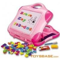 Buy cheap New Plastic Toys - Kids educational toys-Deluxe Learning Case HM6830 from wholesalers
