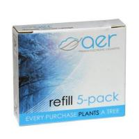 AER - Electronic Cigarettes AER Refill Pack - Cherry Truffle