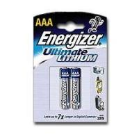 Buy cheap Energizer Ultimate Lithium AAA Batteries L92 1.5V Pack of 2 from wholesalers