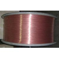 Buy cheap 1980Mpa Tensile Strength 6.0% Break Elongation 1.55mm Dia. Bead Stringing Wire from wholesalers