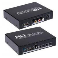 Buy cheap Video Converter Solutions HD Converter CVBS AV + hdmi TO HDMI HDCP decode 720/1080P from wholesalers