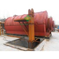 Buy cheap 2013 hot sale waste tyre recycling oil refining plant from wholesalers