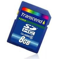 Buy cheap Secure Digital SD Cards Transcend 8GB 150X Class 6 Secure Digital SDHC Card from wholesalers