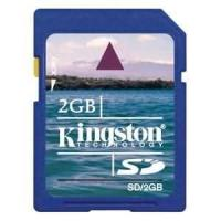 Buy cheap Secure Digital SD Cards Kingston Secure Digital Cards - Standard 2GB from wholesalers