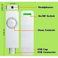 Buy cheap MP3 USB Flash Drive MP3 Player - Style Shell from wholesalers