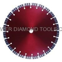 Buy cheap Laser Cutting Blade Turbo Segmented blade from wholesalers