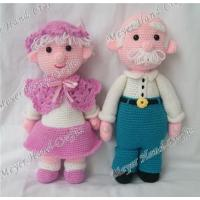 Buy cheap Hand Crochet Doll Grands from wholesalers