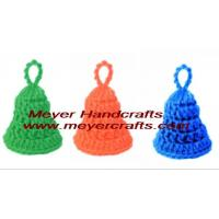 Buy cheap Crochet Bell, Christmas Tree Decoration from wholesalers