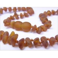Buy cheap Amber for Teething Raw Amber Baby Necklace from wholesalers