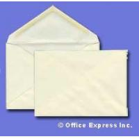 Buy cheap #4 Baronial Invitation Envelope - 4 Bar - 24# Ecru Size: (3 5/8 x 5 1/8) - Baronial Series from wholesalers
