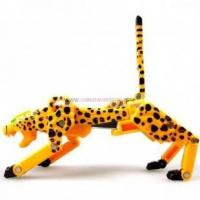 Buy cheap OEM Yellow Leopard Shaped USB Memory Stick Jump Drive-Color Yellow from wholesalers