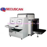 Buy cheap 200kgs 1000 ( W ) * 1000 ( H ) mm Tunnel X Ray Baggage Scanner sales For Anti - Terrorists product