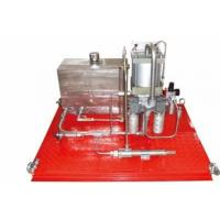 Buy cheap Chemical injection pump skid from wholesalers