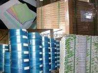 Buy cheap carbonless paper rolls ( white, blue, pink, yellow, green) from wholesalers