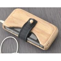 Buy cheap wooden case for iphone from wholesalers