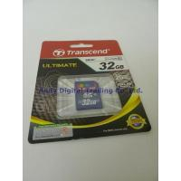 Buy cheap Transcend Transcend SDHC Class 10 (Ultimate)(TSGSDHC10) from wholesalers