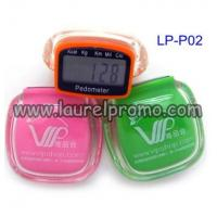 Buy cheap Multifunction Pedometer Transparent 6 digits multifunction Pedometer step counter from wholesalers