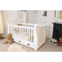Buy cheap Cots and Cot Beds Nutkin Cot Bed Sleigh Style by Baumhaus from wholesalers