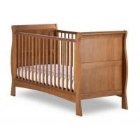 Buy cheap Cots and Cot Beds Cot Bed Bailey Sleigh in Golden Oak by Izziwotnot from wholesalers