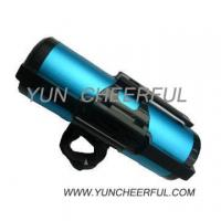Buy cheap Bicycle flashlight speaker from wholesalers