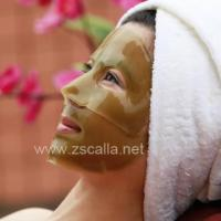 Matcha Detox Whitening Crystal Facial Mask