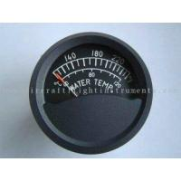Buy cheap 2 square water Cooling Engine Aircraft Temperature Gauge / temp Guages W1-26F/C from wholesalers