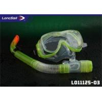 Buy cheap Snorkel Mask Glasses LongSail from wholesalers