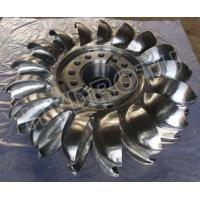 Buy cheap Pelton Turbine Runner with Forge + CNC Machine for Power 2000kw - 20MW from wholesalers