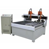 Buy cheap CMMY1212 Double-headed multi-purpose two-cylinder engraving machine from wholesalers