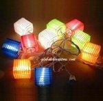 Buy cheap Wedding Decorations Wedding Decorations Paper Lantern String Light from wholesalers