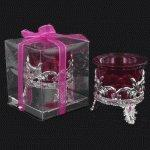 Buy cheap Wedding Decorations Rhinestone Candle Holders from wholesalers