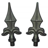 Buy cheap Wrought Iron Spear Point from wholesalers
