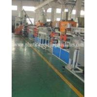 Buy cheap 380V Recycled PET flake Bale Pet Strap Extrusion Line for packaging from wholesalers