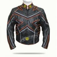 Buy cheap X Men Wolverine Hugh Jackman Motorcycle Leather Jacket from wholesalers