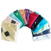 Buy cheap Lot of 5 Mens long-sleeved Polos - Free Shipping from wholesalers