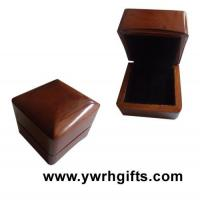 Buy cheap wooden ring boxes from wholesalers